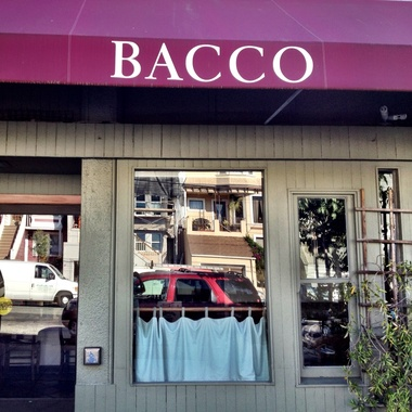 Ristorante Bacco
