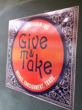 Give &amp; Take Resale