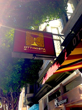 Ottimista Enoteca'cafe