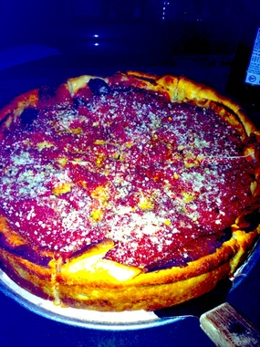 Chicago's Nancy's Pizzeria