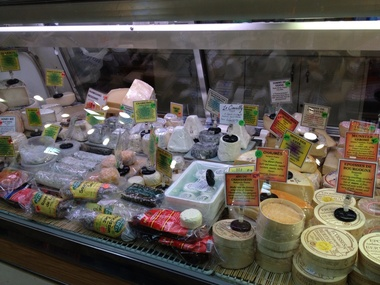 Downtown Cheese Shop