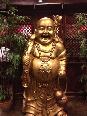 Chinese Buddha