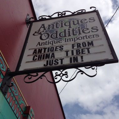 Antiques & Oddities Inc