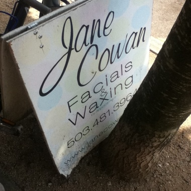Facials and Waxing by Jane Cowan