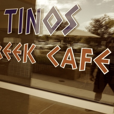 Tino's Greek Cafe