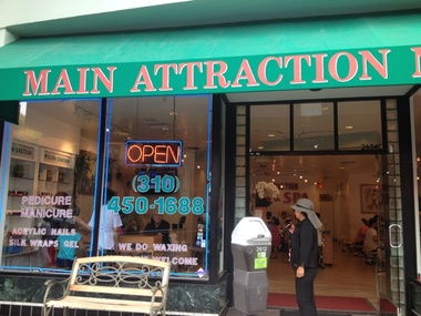 Main Attraction Nail & Spa