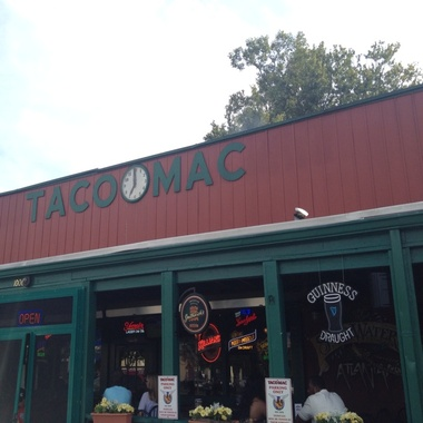 Taco Mac Virginia Highlands