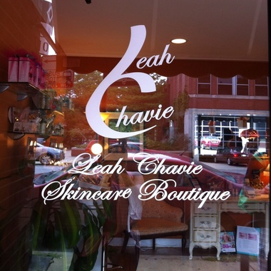Leah Chavie's Le Creme Skincare Boutique