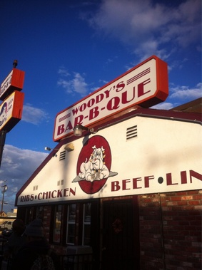 Woody&#039;s Bar-B-Que