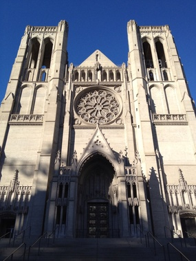 Grace Cathedral Episcopal Chr