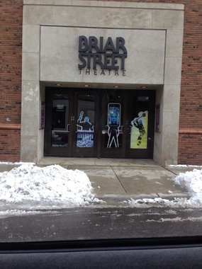 Blue Man Group at The Briar Street Theatre