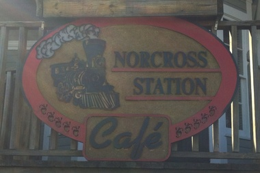 Norcross Station Cafe