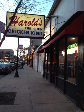 Harold&#039;s Chicken Shack