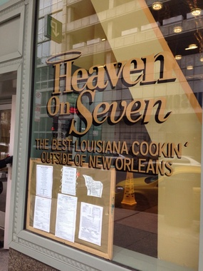 Heaven On Seven