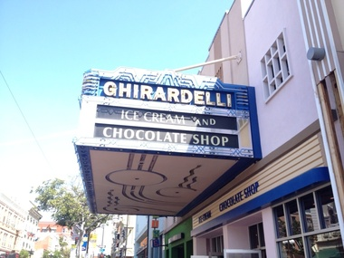 Ghirardelli Soda Fountain