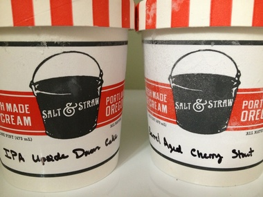 Salt & Straw Ice Cream
