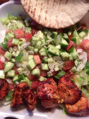 La Cienega Kabob House
