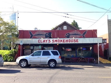 Clay's Smokehouse Grill