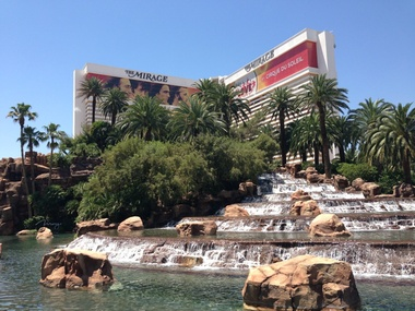 The Mirage Hotel &amp; Casino