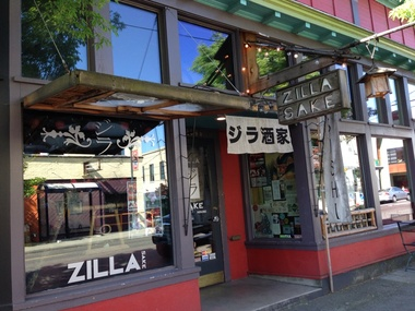 Zilla Sake House