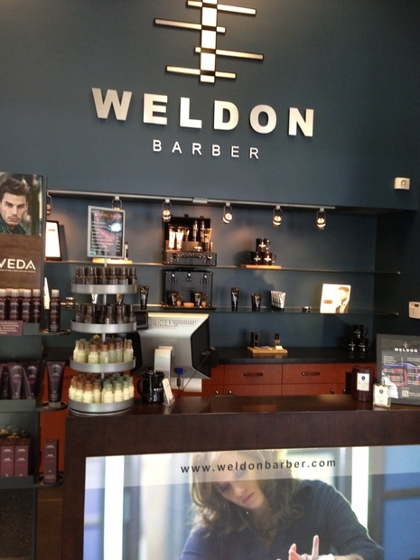 Weldon Barber