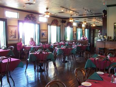 Nick&#039;s Italian Restaurant