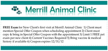 Van Cleve, Beth, Dvm - Merrill Animal Clinic