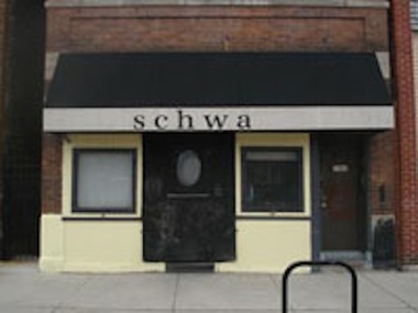 Schwa Restaurant