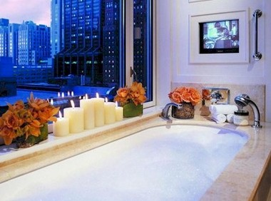 Don 39 t get out of town take a staycation on citysearch for Chicago area spa resorts