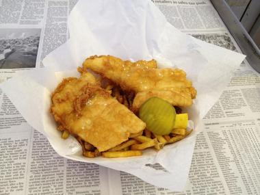 Mac&#039;s Fish &amp; Chips