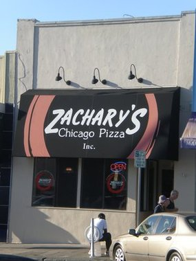 Zachary's Chicago Pizza