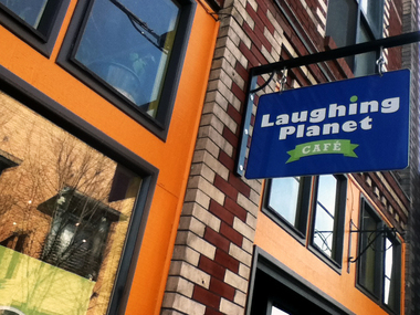 Laughing Planet Cafe