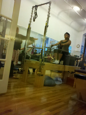 Movements Afoot | Pilates | New York City