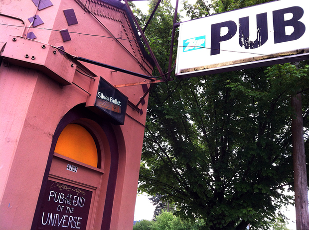Pub At The End Of The Universe