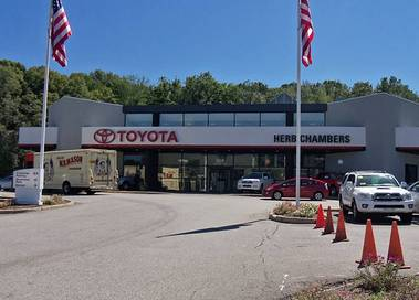 Herb Chambers Toyota