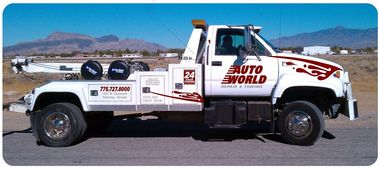 Auto World Auto Repair & Tow