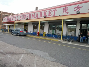 First Oriental Market Market