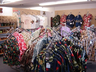 Wave Shoppe Hawaiian Shirts