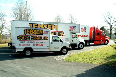 Jensen Movers & Storage INC Local Mover Philadelphia