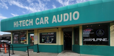 Hi-Tech Car Audio