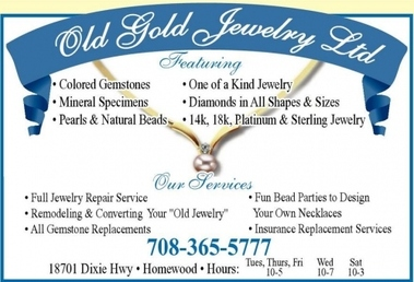 Old Gold Jewelry Ltd