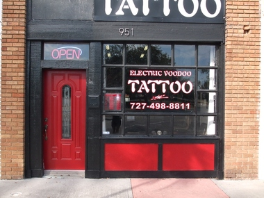 Electric Voodoo Tattoo