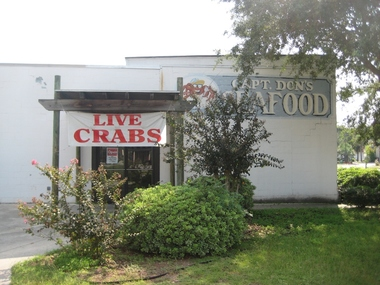 Captain Don's Seafood