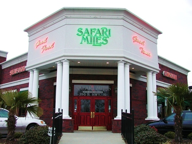 Safari Miles