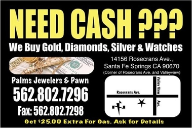 Palms Jewelers & Pawn