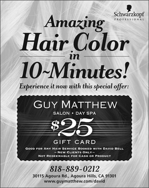 Guy Matthew Salon