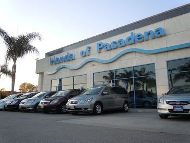 Honda of Pasadena
