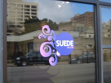 Suede Salon