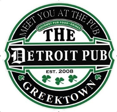 Detroit Pub Greektown