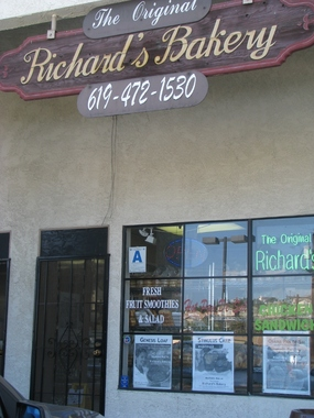 Original Richard&#039;s Bakery